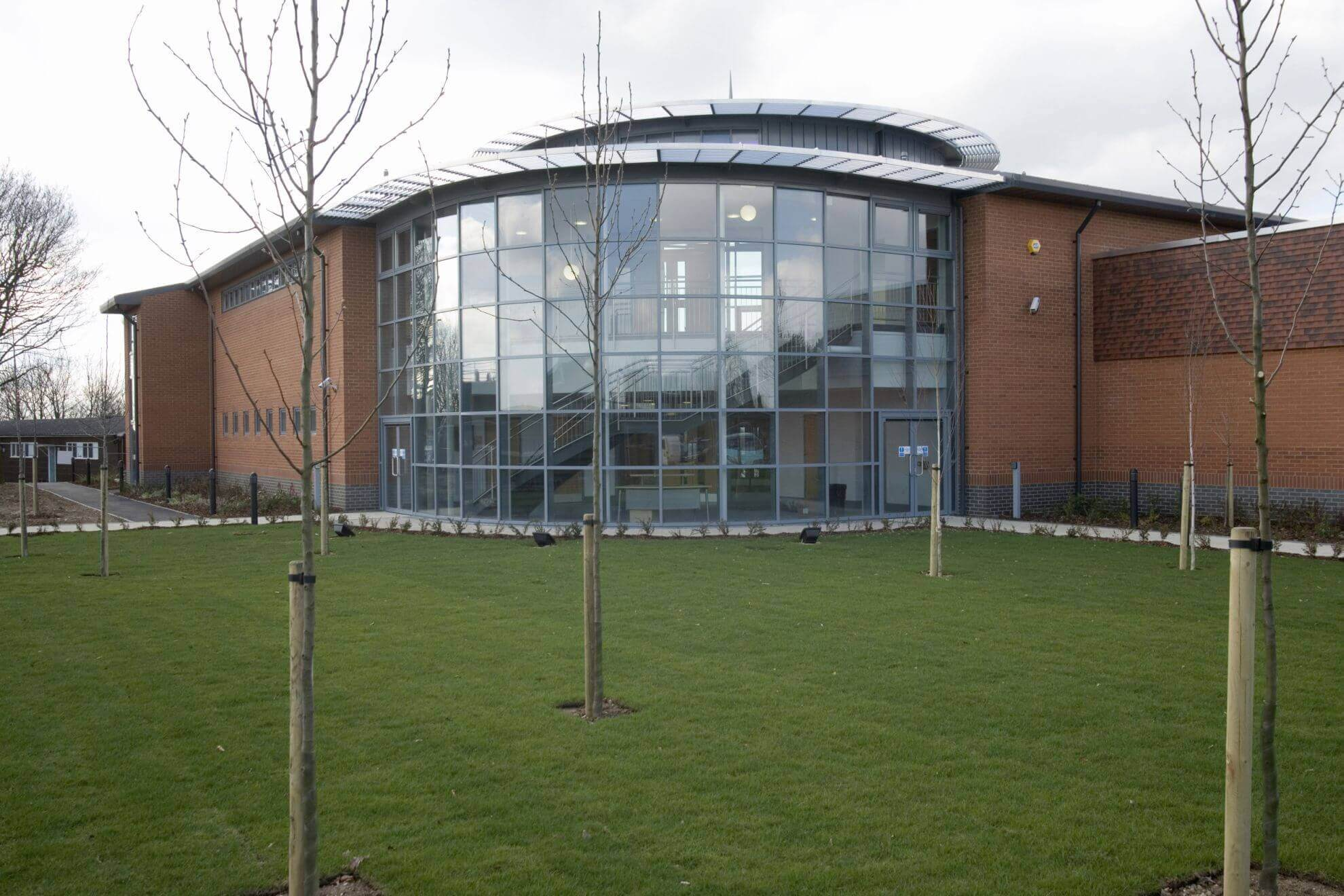 A_Bedford Modern School_Entrance Image